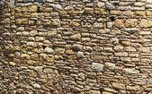 Primitive sandstone wall – texture — Stock Photo