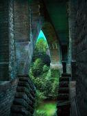 Andělský hrad, lucembursko — Stock fotografie