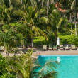 Stock Photo: Beach hotel resort swimming pool