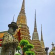View of Wat Pho, Bangkok, Thailand. — Stock Photo #10735440