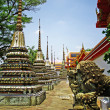 Wat Pho, Bangkok, Thailand. — Stock Photo #10735544