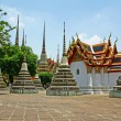 View of Wat Pho, Bangkok, Thailand. — Stock Photo #10735692