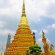 View of Wat PhrKaeo, Bangkok. — Stock Photo #10735823