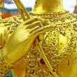 Hands of Thai sculpture. — Stock Photo #10736657