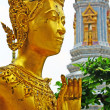 Angels at Wat PhrKaeo, Bangkok — Stock Photo #10736907