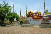 View of Wat Pho, Bangkok, Thailand. — Stock Photo