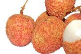 Fruit: Lychee. — Stock Photo