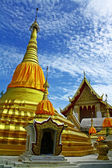 Golden Pagoda. — Stock Photo