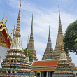 Wat Pho, Bangkok, Thailand. — Stock Photo
