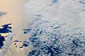 Clouds sky — Stock Photo