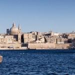 View of Valletta, Malta. — Stock Photo #10801546