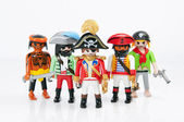 Playmobil Pirates — Stock Photo