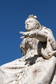 Queen Victoria Statue — Stock Photo
