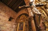 Jesus in Barichara — Stock Photo