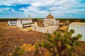 Wayuu Cemetery — Stock Photo