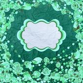 цветочные фоны с винтажные розы. eps 8 — Cтоковый вектор