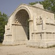 Stock Photo: Triumphal arch in Glanum.