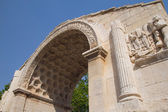 Detailed view of Triumphal arch. — Stock Photo