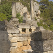 Glanum near of Saint-Rémy-de-Provence. France. — Stock Photo