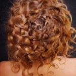 Beautiful blonde hair — Stock Photo #11817922