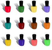 Nail polish — Stock Vector