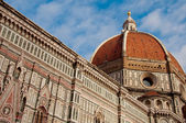 Dome of Basilica de San Lorenzo, Florence — Stock Photo