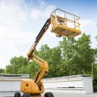 Stock Photo: Boom Lift
