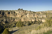 Duraton River Canyon — Stock Photo