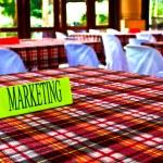 Marketing Sign — Stock Photo