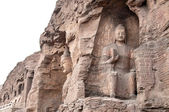 Yungang Grottoes, Datong, China — Stock Photo
