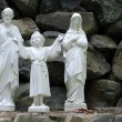 Religious statues — Stock Photo