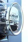Medidor elétrico — Foto Stock