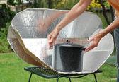 Słonecznej kuchenka — Zdjęcie stockowe