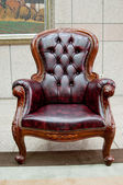 Classic and Luxurious armchair — Zdjęcie stockowe