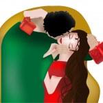 Постер, плакат: Like Klimt