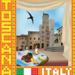 Tuscan Mosaic 2 — Stock Vector #11577477