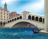 Venice — Stock Vector
