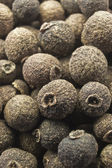 Black pepper macro — Stock fotografie