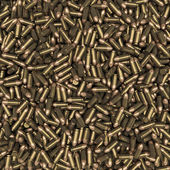 Bullets background — Stock Photo
