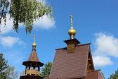 Ancienne église russe — Photo