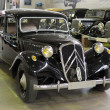 Stock Photo: Citroen Traction Avant