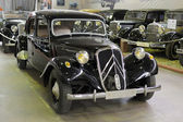 Citroen Traction Avant — 图库照片