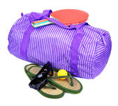 Set for a summer holiday — Stock Photo