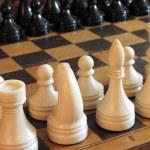 Chessmen — Stock Photo #11418534