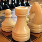 Chessmen — Stock Photo #11418536