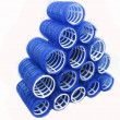 Set of hair rollers — Stock Photo #10755992