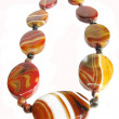Stock Photo: Bright colored beads