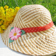 Stock Photo: Summer accessories