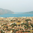 Marmaris resort turkey panoramic view — Stock Photo
