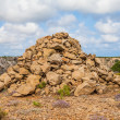Stock Photo: Stone stack